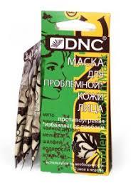 DNC: <b>Маска</b> для проблемной кожи <b>лица</b>, <b>3</b> саше по 15 мл, DNC ...
