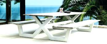 modern outdoor dining sets.  Outdoor Marvellous Modern Outdoor Dining Table Furniture  Plans  On Modern Outdoor Dining Sets N