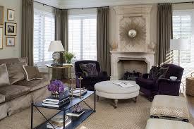 purple velvet accent chairs