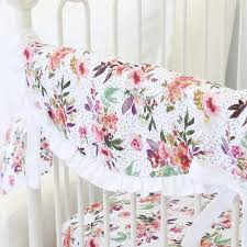Crib Rail Cover Pattern Amazing Inspiration Ideas