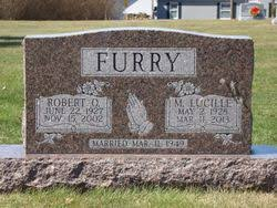 Mary Lucille Rhodes Furry (1928-2013) - Find A Grave Memorial
