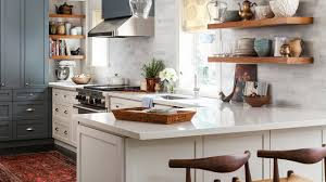 Kitchen Without Upper Cabinets Cabinet Design Ideas Moscoininfo