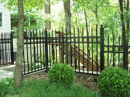 fencing st louis.  Fencing Steel And Aluminum Fences Intended Fencing St Louis E