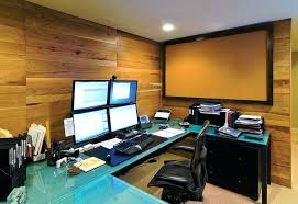 basement home office ideas. Unfinished Basement Home Office Ideas Impressive Inspiration Design Of L