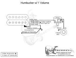 guitar wiring diagrams one pickup wiring diagram schematics hss strat wiring diagram 1 volume 1 tone seymour duncan wiring