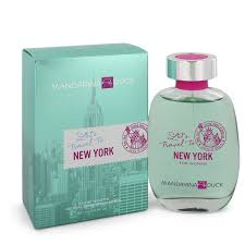 Mandarina Duck <b>Mandarina Duck Let's</b> Travel To New York Perfume ...
