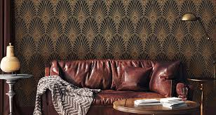 art deco wallpaper and borders by