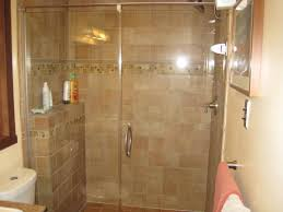 Small Bathroom Walk In Shower Dream Bathrooms Simple Of And Showers No Doors  Images