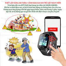 Đồng hồ định vị cao cấp Abardeen V3 Video call 4G | Camera chụp hình |  Chống nước IP67 giảm chỉ còn 3,990,000 đ