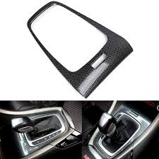 2013 Ford Fusion Interior Light Kit Us 16 99 5 Off Abs Carbon Fiber Colors Car Interior Mouldings Gear Shift Panel Cover Trim For Ford Fusion Mondeo 2013 2015 Car Styling Covers In