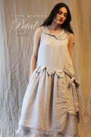 Tina Givens Designs Petal Dress Tg A7170 Sewing Pattern By Tina Givens