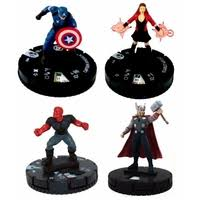 <b>Фигурка</b> NECA HeroClix <b>Marvel</b> The <b>Avengers Movie</b> Marquee 70671