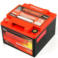Odyssey Motorcycle Battery Application Chart Pc925l Odyssey 12v 330 Cca Power Sport And Motorcycle Agm Battery