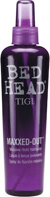 Tigi Bed <b>Head</b> Maxxed-Out Massive Hold Hairspray - Жидкий <b>лак</b> ...