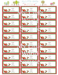 Holiday Address Label Templates Exceptional Christmas Return Address Labels Template Ideas