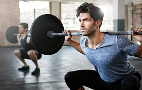 during this phase the goal is to adapt your body to lifting each exercise is to be done as follows one set of 12 to 15 repeions the correct weight