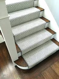 charming carpet runners for stairs