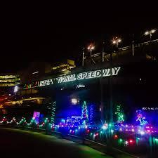 Christmas Light Displays Daytona Beach Magic Of Lights Daytona International Speedway Review By