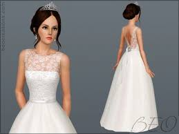 Bride 14 wedding dress at BEO Creations - Social Sims | Sims 4 wedding  dress, Sims 4 dresses, Sims 3 wedding