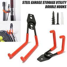 utility garage storage hooks hanger