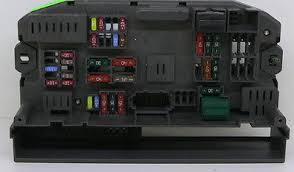 dacia duster oem fuse box relais bsi bsm bcm module 8201279201 bmw x5 e70 x6 e71 oem fuse box relais bsi bsm bcm module 6931690