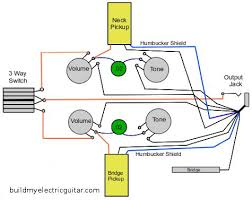 building my electric guitar wiring the electronics build my electric guitar wiring schematic diagram