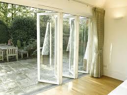 folding glass doors usa. bi-fold glass door....put on the back wall opens up folding doors usa l