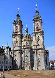Монастырь Святого Галла в Швейцарии история описание фото Монастырь Святого Галла в Швейцарии