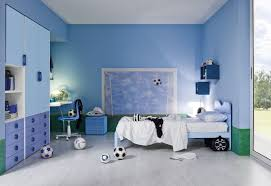 soccer themed bedroom. Exellent Soccer Soccer Themed Bedroom  Above A Smart With A Goal  Mural As The Focal  Inside Soccer Themed Bedroom F