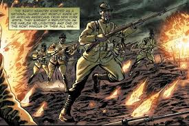 Read a Free Graphic Novel Honoring Medal of Honor Recipient Henry Johnson |  Military.com