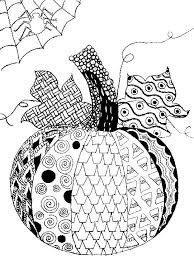 This one displays the coolest squash in the patch. Printable Halloween Coloring Pages For Adults Popsugar Smart Living