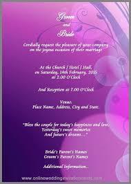 editable hindu wedding invitation templates free unique indian style invitation design sle 8