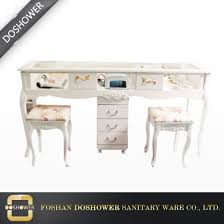 manicure table with nail salon furniture