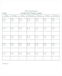 Monthly Marketing Calendar Template – Poquet