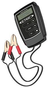 Купить <b>Тестер</b> батарей цифровой <b>CTEK BATTERY</b> ANALYZER ...