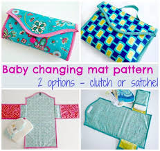 diy ideas for newborn baby changing mat do it yourself projects for the new