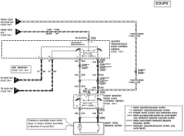 1995 ford mustang gt my manual window system electrical wiring the system wiring diagrams are below graphic graphic