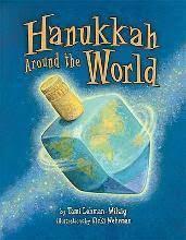 Hanukkah Around the World : Tami Lehman-Wilzig : 9780822587620