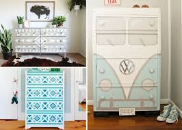 diy painting furniture ideas. Plain Ideas Repainting Furniture  Repainted Dressers Painted Dresser Ideas In Diy Painting
