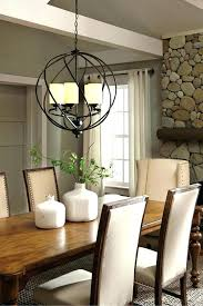 size of chandelier for dining table rectangle dining room chandeliers full size of rustic design amazing