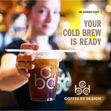 I am not local to their area but i make it a point to patronize them whenever possible. Coffee By Design Maine Made