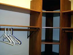 interior corner closet shelf new fantastic diy shelves ohperfect design within 10 from corner closet