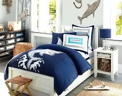 shark items for bedroom pottery barn kids preppy shark twin duvet sham sheets new set boy