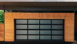 Glass Garage Doors Prices Aluminium Door Full View Aluminum Ideas