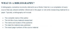 Mla Guidelines 2020 Guidelines On How To Write A Bibliography In Mla Style A