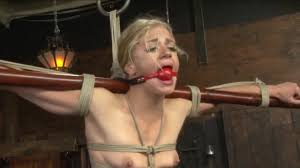 BoundHub Search Results for Blonde bound gagged naked