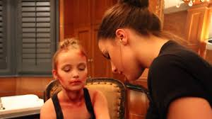 Special Effects Zombie Makeup /// Independent Film by Ava Berry - YouTube