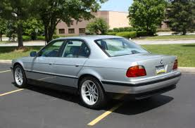 BMW Convertible bmw 740il 2000 : 1998 BMW 740i | German Cars For Sale Blog