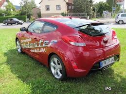 2011 hyundai veloster gdi 1 6 style climate 3 door pdc sports car coupe employee s