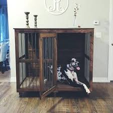 furniture style dog crates. Kennels Dog Crate Crates And Beautiful Indoor Wooden Furniture Style Pet